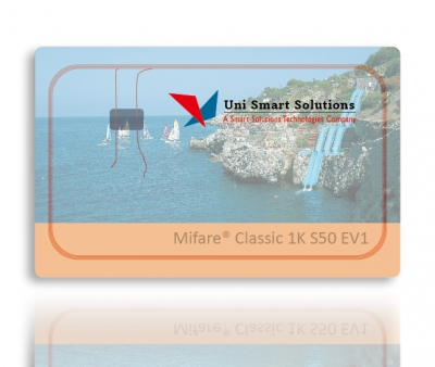 Mifare® Classic 1K Chip Card